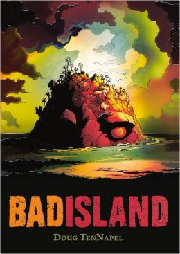 Bad Island (Turtleback School & Library Binding Edition)