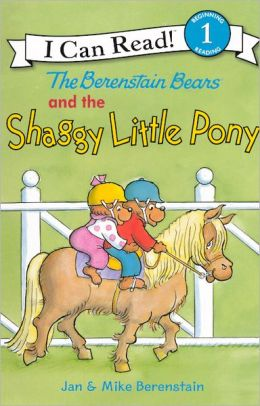 The Berenstain Bears and the Shaggy Little Pony (Turtleback School & Library Binding Edition)