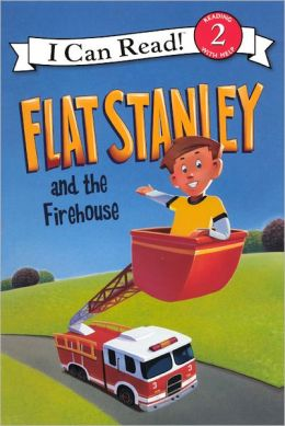 Flat Stanley and the Firehouse (Turtleback School & Library Binding Edition)