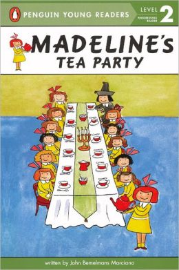 Madeline's Tea Party (Turtleback School & Library Binding Edition)