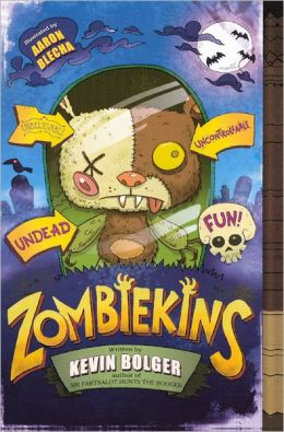 Zombiekins (Turtleback School & Library Binding Edition)