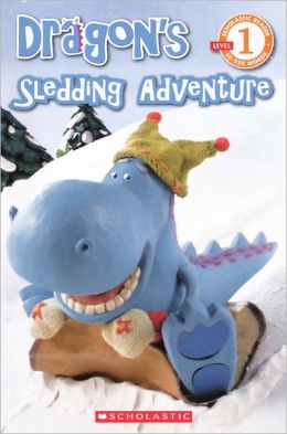 Dragon's Sledding Adventure (Turtleback School & Library Binding Edition)