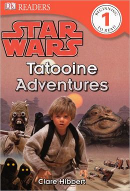 Star Wars: Tatooine Adventures (Turtleback School & Library Binding Edition)