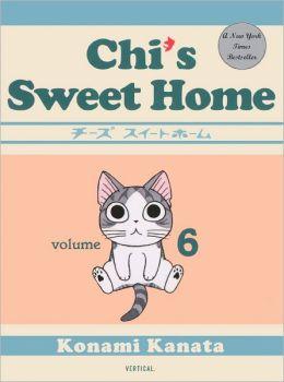 Chi's Sweet Home 6 (Turtleback School & Library Binding Edition)