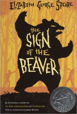The Sign of the Beaver (Turtleback School & Library Binding Edition)