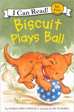 Biscuit Plays Ball (Turtleback School & Library Binding Edition)