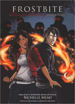 Frostbite: A Graphic Novel (Turtleback School & Library Binding Edition)