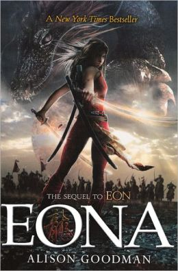 Eona: The Last Dragoneye (Turtleback School & Library Binding Edition)