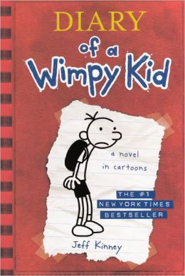Diary of a Wimpy Kid (Turtleback School & Library Binding Edition)