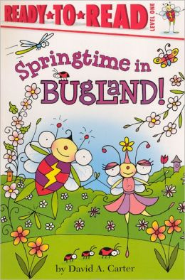 Springtime In Bugland! (Turtleback School & Library Binding Edition)
