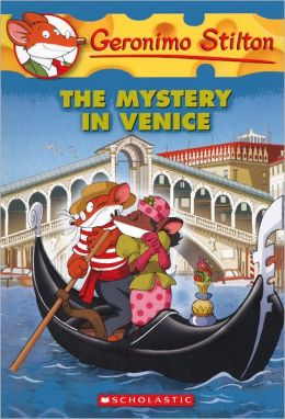 The Mystery in Venice (Turtleback School & Library Binding Edition)