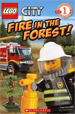 Fire in the Forest! (Turtleback School & Library Binding Edition)