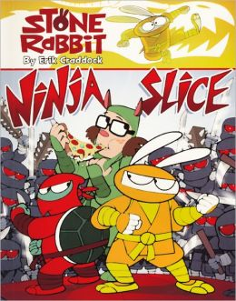 Ninja Slice (Turtleback School & Library Binding Edition)
