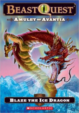 Blaze: The Ice Dragon (Turtleback School & Library Binding Edition)