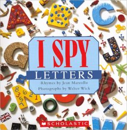 I Spy Letters (Turtleback School & Library Binding Edition)