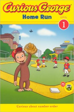 Curious George Home Run (Turtleback School & Library Binding Edition)