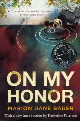 On My Honor (Turtleback School & Library Binding Edition)