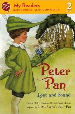 Peter Pan: Lost and Found (Turtleback School & Library Binding Edition)