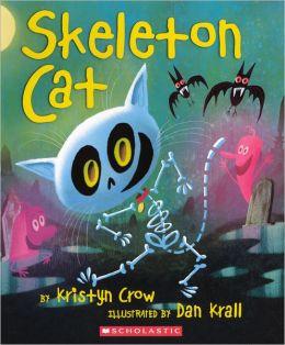 Skeleton Cat (Turtleback School & Library Binding Edition)