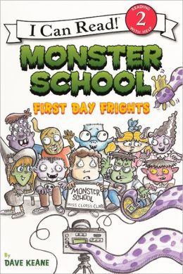 First Day Frights (Turtleback School & Library Binding Edition)
