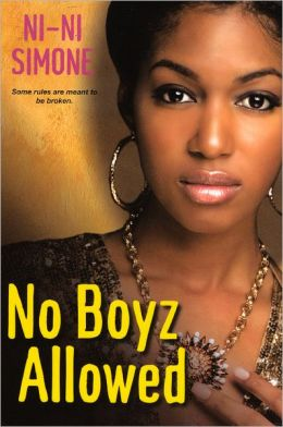 No Boyz Allowed (Turtleback School & Library Binding Edition)