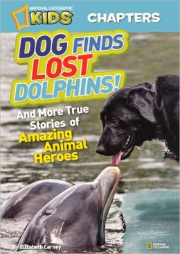 Dog Finds Lost Dolphins (Turtleback School & Library Binding Edition)