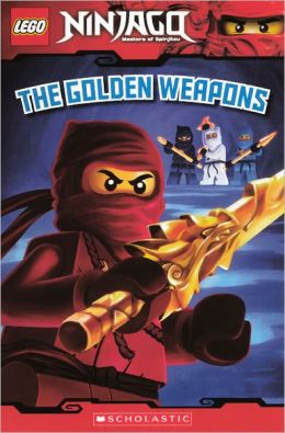 The Golden Weapons (Turtleback School & Library Binding Edition)