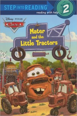 Mater and the Little Tractors (Turtleback School & Library Binding Edition)