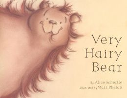 Very Hairy Bear (Turtleback School & Library Binding Edition)