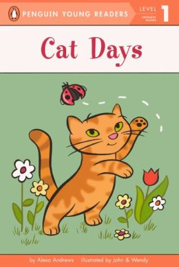 Cat Days (Turtleback School & Library Binding Edition)