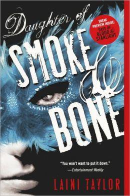 Daughter of Smoke and Bone (Turtleback School & Library Binding Edition)