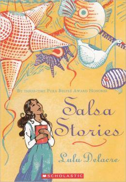Salsa Stories (Turtleback School & Library Binding Edition)