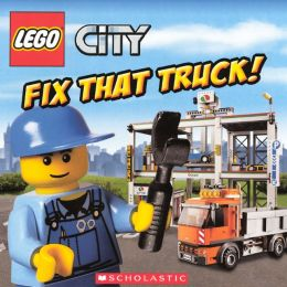 Lego City: Fix That Truck! (Turtleback School & Library Binding Edition)