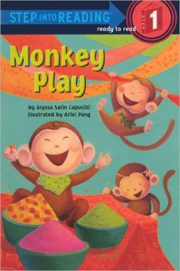 Monkey Play (Turtleback School & Library Binding Edition)