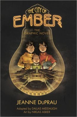 The City off Ember: The Graphic Novel (Turtleback School & Library Binding Edition)