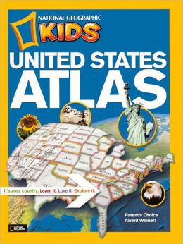 National Geographic Kids United States Atlas (Turtleback School & Library Binding Edition)