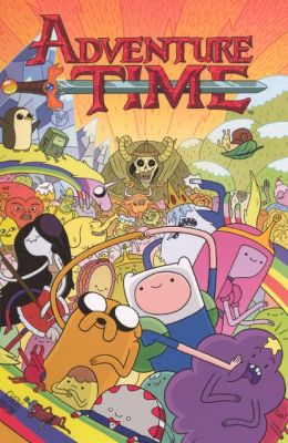 Adventure Time, Volume 1 (Turtleback School & Library Binding Edition)