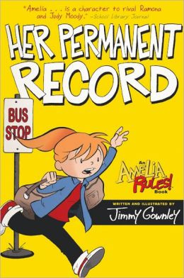 Her Permanent Record (Turtleback School & Library Binding Edition)
