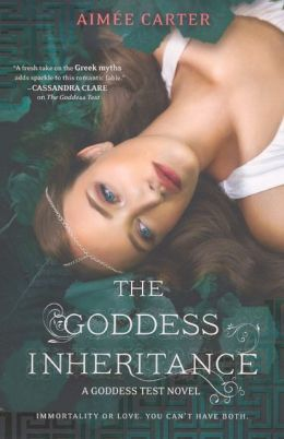 The Goddess Inheritance (Turtleback School & Library Binding Edition)