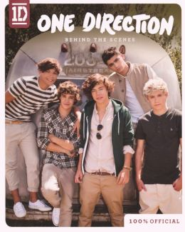 One Direction: Behind The Scenes (Turtleback School & Library Binding Edition)