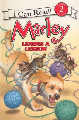 Marley Learns a Lesson (Turtleback School & Library Binding Edition)