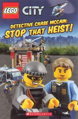 Stop That Heist! (Turtleback School & Library Binding Edition)