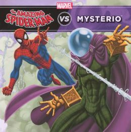 The Amazing Spider-Man vs. Mysterio (Turtleback School & Library Binding Edition)