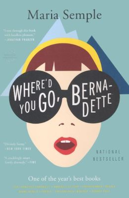 Where'd You Go, Bernadette (Turtleback School & Library Binding Edition)