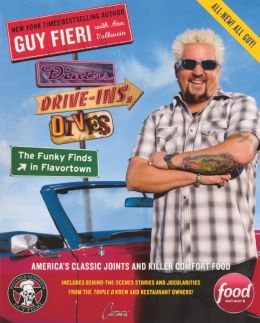 Diners, Drive-Ins, and Dives: The Funky Finds in Flavortown (Turtleback School & Library Binding Edition)