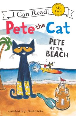 Pete at the Beach (Turtleback School & Library Binding Edition)