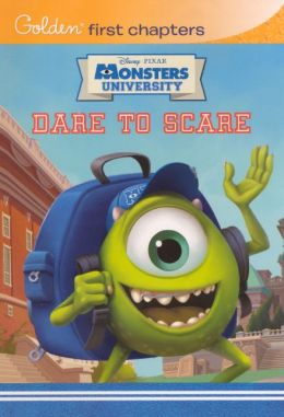 Monsters University Chapter Book (Turtleback School & Library Binding Edition)