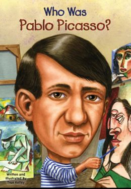 Who Was Pablo Picasso? (Turtleback School & Library Binding Edition)