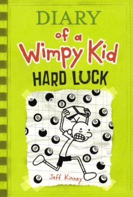 Hard Luck (Diary of a Wimpy Kid Series #8) (Turtleback School & Library Binding Edition)