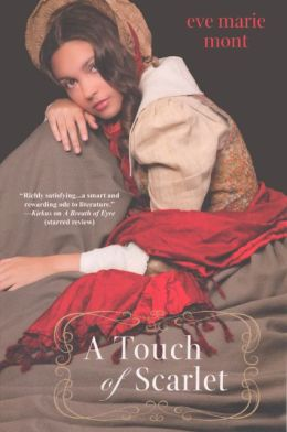 A Touch of Scarlet (Turtleback School & Library Binding Edition)